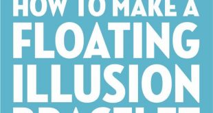 Floating Illusion Bracelet - Step by Step Beading Project - Step by Step Beading Project