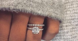 Love this, but with a solid band on the engagement ring!