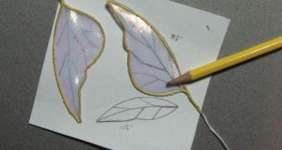 A DIY Idea That's Easy to Make and to Give Girls a Lot of Love: Magical Fairy Wings