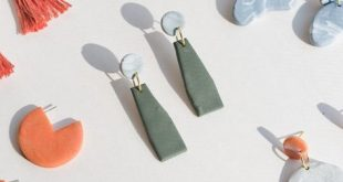 Give Me An Earful: How to Make Clay Earrings + DIY Clay Jewelry Techniques That Will Turn Heads