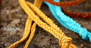 western jewelry necklace Braided leather handmade western boho jewelry fringes necklace genuine leat
