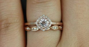 5mm Morganite Diamond Twist Cushion Kite Halo Wedding Set Rings Rings,14kt Solid Rose Gold,Kyla 5mm & Ember,Rosados Box