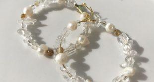 Element Earrings - Modern Minimalist - Hoop earring - Simple jewelry - Ceramic jewelry