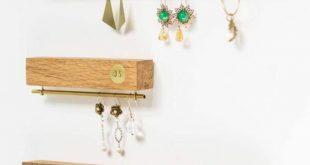 ▷ 1001+ Ideen, wie Sie einen Schmuckständer selber machen