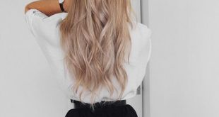 45 Einfache und süße lange Frisuren, die Sie jetzt ausprobieren sollten