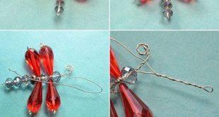 Beste Seed Bead Jewelry 2017 Dragonfly Halskette so niedlich richtig? Dann LC.Pa...