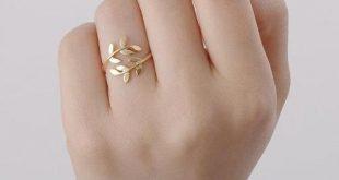 Bijoux – Tendance 2017/2018 : Simple ring. #Bijoux #Jewelry_Rings #jewelry_rin...