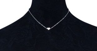 Dainty Heart Silver Choker. Dainty Heart Silver Choker. This is a very pretty s...