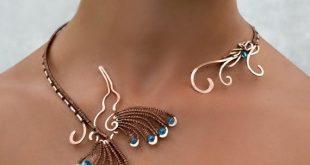 Halskette, Kolibri, Geschenk für sie, Geschenk für sie, Chokerhalskette, Vogelschmuck, Silberschmuck, Silber