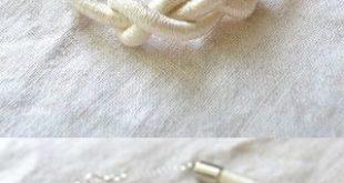 Tendance-Armbänder - Erstellen Sie einen Knoten fürs Leben Mit Knoten im japanischen Stil