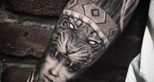 ▷ 1001 + Ideen und Inspirationen für ein cooles Unterarm Tattoo