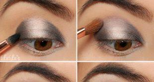 11 Einfache Schritt-für-Schritt-Anleitungen zum Schminken für Anfänger – Augen-Make-up-Ideen