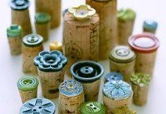 16 Button Crafts für die ganze Familie zum Ausprobieren!  #ausprobieren #button...