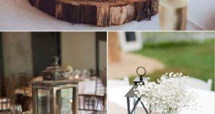 32 rustikale Hochzeitsdekoration Ideen, um Ihren großen Tag zu inspirieren rustic wedding decorations