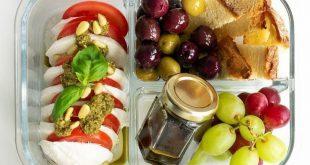 5 einfache und gesunde Lunchbox-Ideen für alle! Diese vorbereitenden Rezepte f...., #Alle #D...