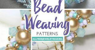 75+ Best Free Bead Weaving Patterns