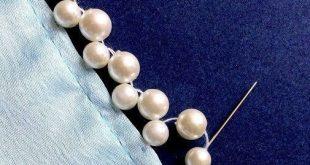 8 Möglichkeiten, Perlenquasten und andere Kantenperlen herzustellen