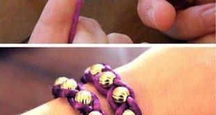 DIY Perlen Armbänder Bilder, Fotos und Bilder für Facebook