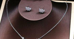 Modest / Simple Silver Bridal Jewelry 2019 Metal Tiara Earrings Headpieces Rhinestone Accessories