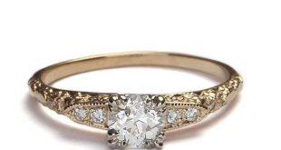 Replica Belle Epoque Engagement Ring #3370-04
