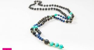Tibetan Jewelry, Mala Necklace, Long Beaded Necklace, Chakra Necklace, Boho Mala, Mala Bead Necklace, Spiritual Necklace, Mala Prayer Beads