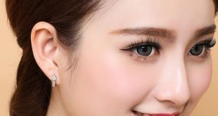 U Simple Earring Charm Jewelry